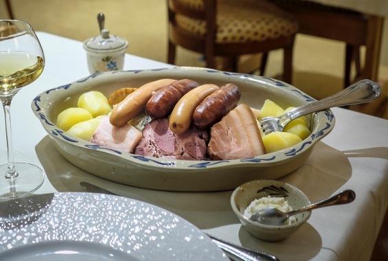 das Sauerkraut